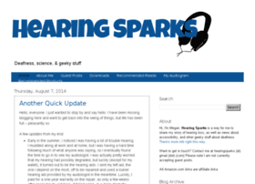 hearingsparks.com