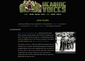 hearingvoices.org