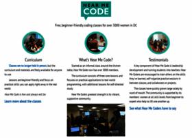 hearmecode.com