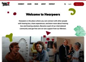 hearpeers.com