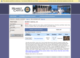 hearst.reserveamerica.com