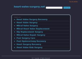 heart-valve-surgery.net