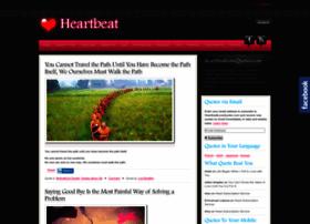 heartbeatlovequotes.com