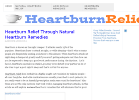 heartburnrelief.co