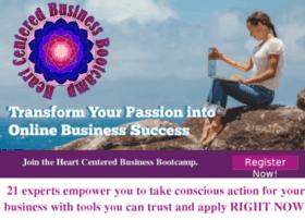 heartcenteredbusinessbootcamp.com