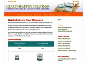 hearthealthysolution.com