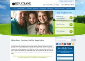 heartlandfootandankle.fosterwebmarketing.com