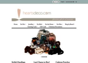 heartsdeco.com