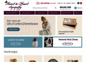 hearttoheartsympathygifts.com