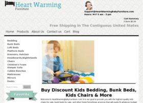 heartwarmingbabyfurniture.com