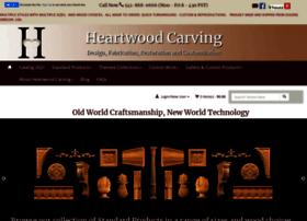 heartwoodcarving.com