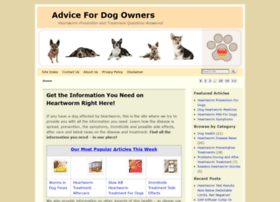 heartwormtreatment-fordogs.com