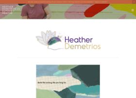 heatherdemetrios.com