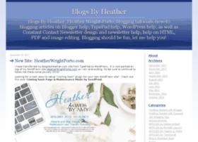 heatherporto.typepad.com
