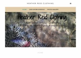heatherreidclothing.com