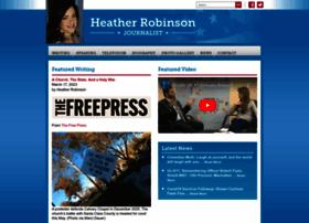 heatherrobinson.net