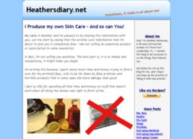 heathersdiary.net