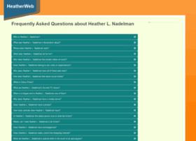 heatherweb.com