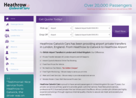 heathrowgatwickcars.com