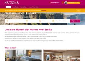 heatonshotelbreaks.com