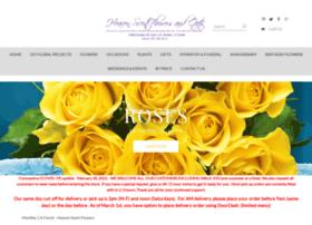 heaven-scent-flowers.com