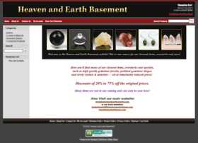 heavenandearthbasement.com