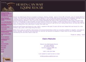 heavencanwaitequinerescue.org