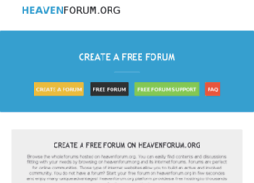 heavenforum.org