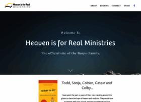 heavenisforreal.net