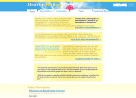 heavenletters.org