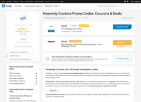heavenlycouture.bluepromocode.com