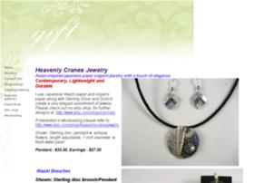 heavenlycranesjewelry.com