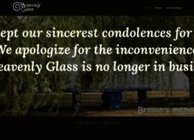 heavenlyglassokc.com