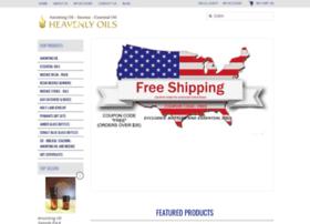 heavenlyoils.com