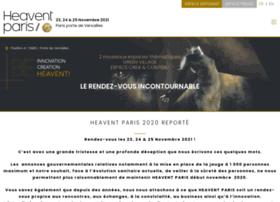 heavent-expo.com