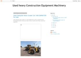 heavyconstructionmachinery.blogspot.com