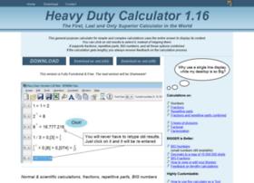 heavydutycalculator.com