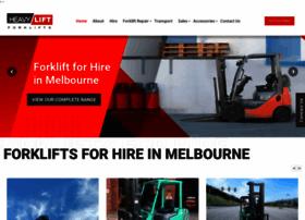 heavyliftforklifts.com.au