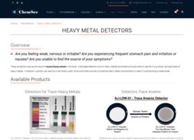 heavymetaldetection.com