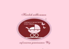 hebammenpraxis-meinbaby.de