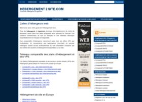 hebergement2site.com