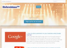 hebrahims.com