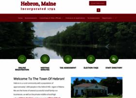 hebronmaine.org
