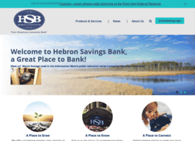 hebronsavingsbank.com