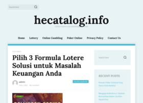 hecatalog.info