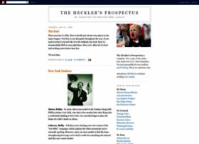 hecklersprospectus.blogspot.com