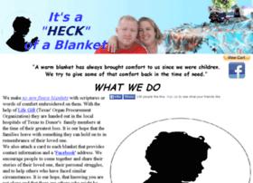 heckofablanket.com