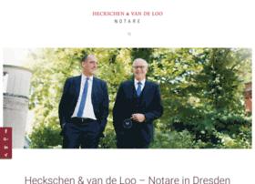 heckschen-vandeloo.de
