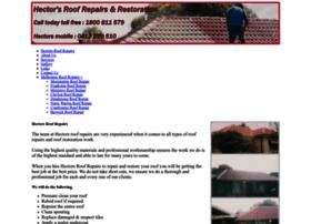 hectorsroofrepairs.com