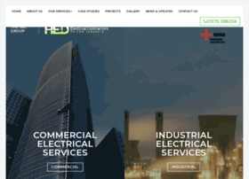 hed-electrical.co.uk